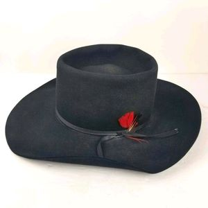 Stetson Beaver Feferman's Roper Men's Black Hat 7